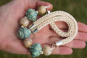 I-cord i porcelana