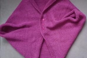 Swetrobolerko