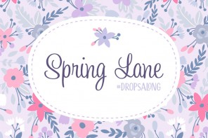 Spring Lane – DROPS-Along – cz. 2
