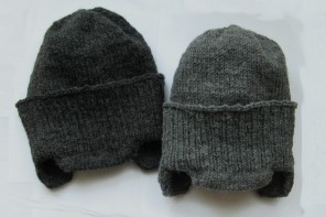 czapka dla mężczyzny